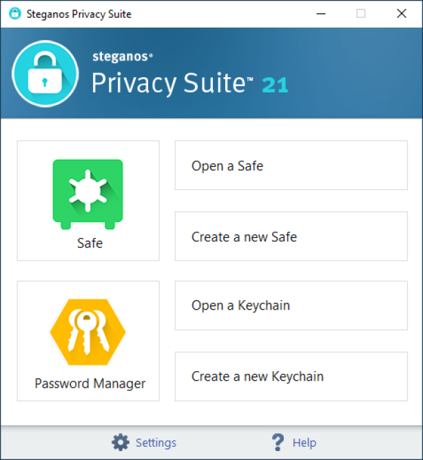 Steganos Privacy Suite 21 – 数据安全软件[Windows][$59.95→0]