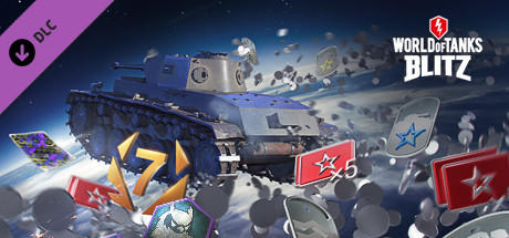 免费获取 Steam 游戏 World of Tanks Blitz DLC Space Pack[Windows、macOS][¥90→0]