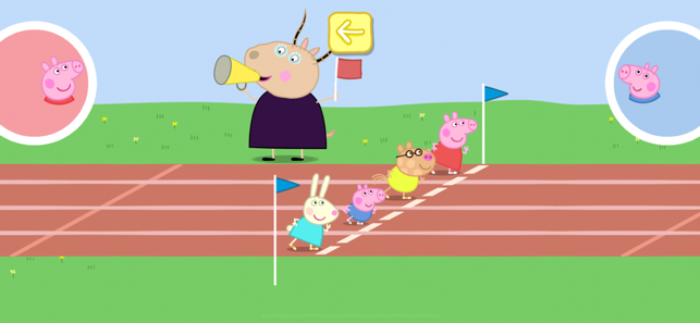 Peppa Pig: Sports Day - 小猪佩奇:运动会[iOS、Android][¥18→0]