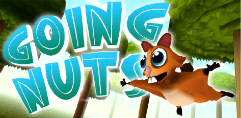 Going Nuts - 飞鼠吃坚果[Android]丨反斗限免
