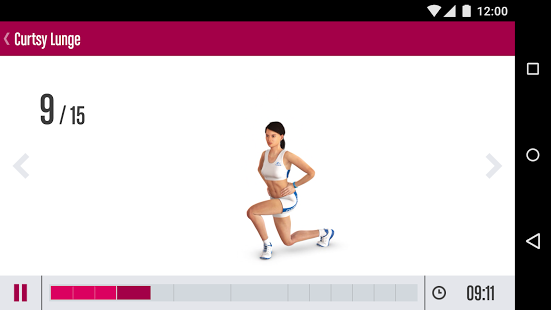Runtastic Butt Trainer Workout - 臀部锻炼[Android][$4.99→0]丨反斗限免