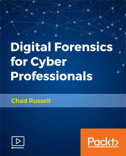 免费获取电子书视频课程 Digital Forensics for Cyber Professionals[$23.99→0]