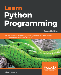 免费获取电子书 Learn Python Programming - Second Edition[$24.99→0]