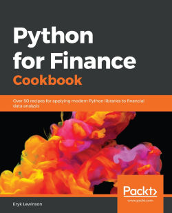 免费获取电子书 Python for Finance Cookbook[$25.19→0]