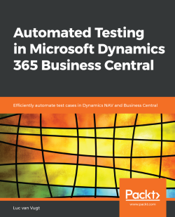 免费获取电子书 Automated Testing in Microsoft Dynamics 365 Business Central[$19.99→0]