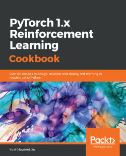 免费获取电子书 PyTorch 1.x Reinforcement Learning Cookbook[$31.99→0]