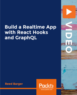 免费获取电子书视频课程 Build a Realtime App with React Hooks and GraphQL[$26.99→0]