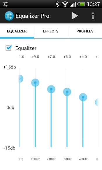 Equalizer PRO – 专业均衡器[Android][$2.99→0]