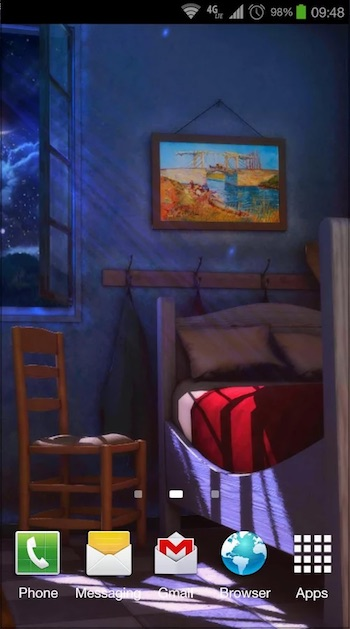 Art Alive: Night 3D Pro lwp - 3D 动态壁纸[Android][$1.24→0]
