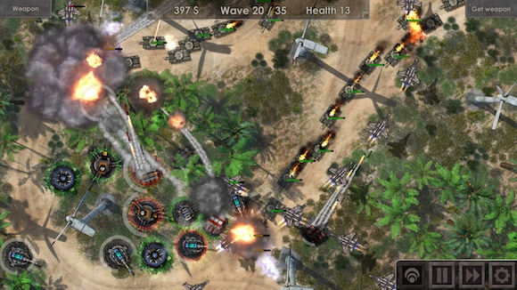 Defense Zone 3 Ultra HD - 战地防御 3[Android][$2.99→0]