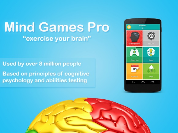 Mind Games Pro - 脑力游戏[Android][$2.99→0]
