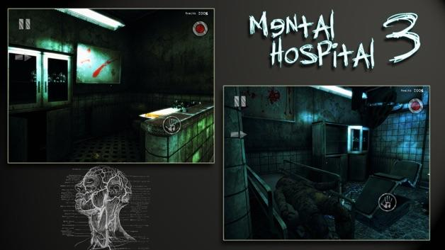 Mental Hospital III - 精神病院 3[Android][$0.99→0]