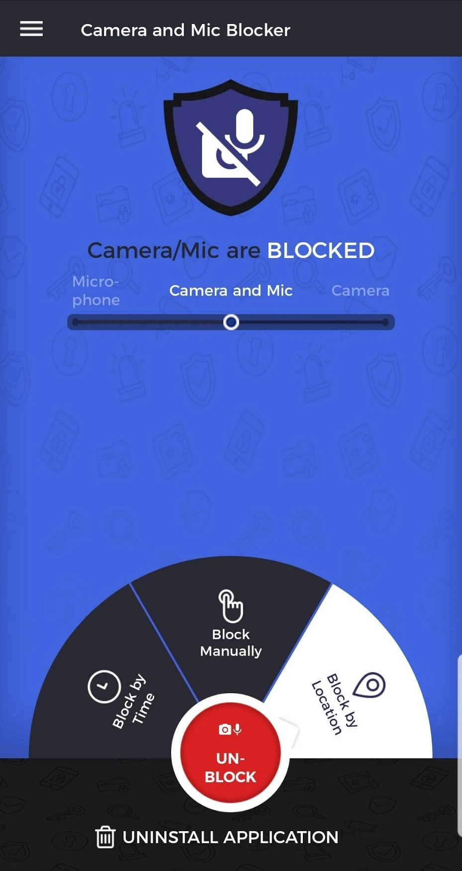 Camera and Microphone Blocker - 屏蔽摄像头和麦克风[Android][$3.49→0]