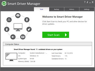 Smart Driver Manager - 驱动自动更新工具[Windows][$29.95→0]