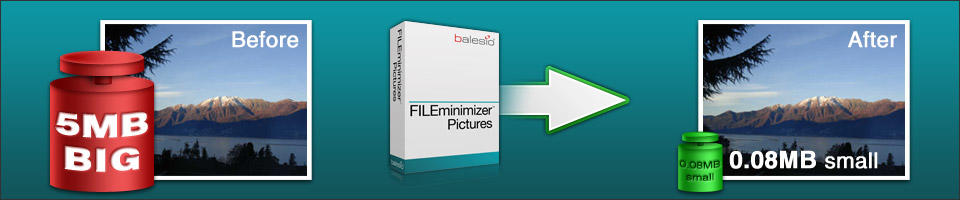 FILEminimizer Pictures – 无损压缩图片[Windows][$34.95→0]